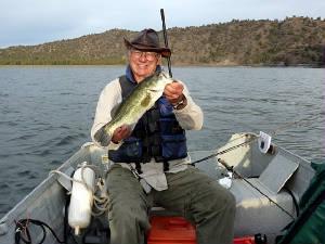 September photos for Prineville reservoir fishing