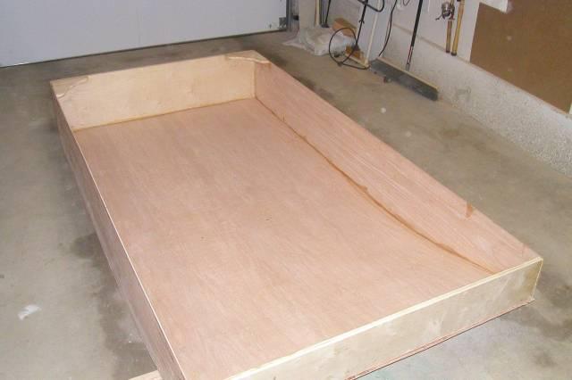 Homemade Plywood Jon Boat Geno